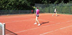 150911_Tennis Johanna und Maxime