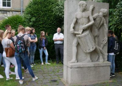 Geschichte - Stadtführung zum Nationalsozialismus mit Dr. Lothar Kurz