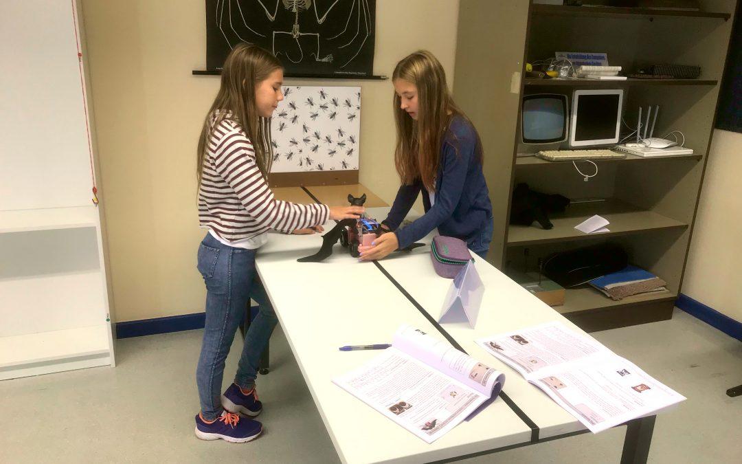 """Emsland-Schülerinnen und -Schüler besuchten die """"Schätzen und Messen""""-Ausstellung im Schülerlabor Phänomexx Ibbenbüren"""