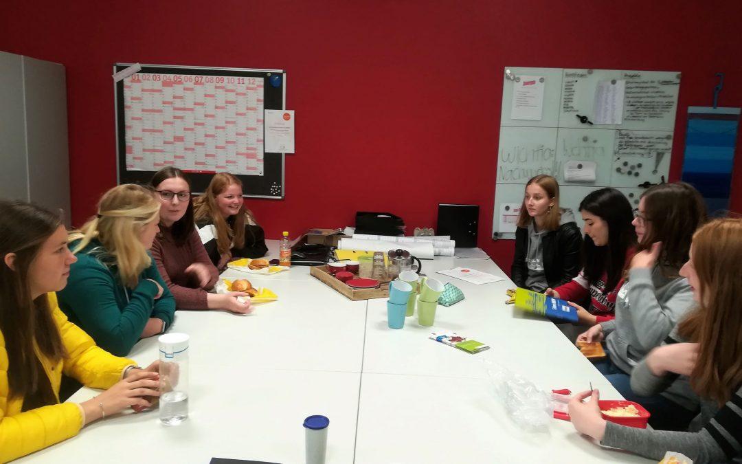 """Das Emsland-Gymnasium – weiterhin aktiv zum Thema """"fair und nachhaltig"""""""