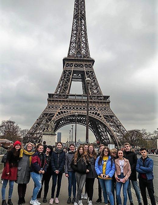 Emsland-Gymnasium zu Gast in Watten – Frankreich