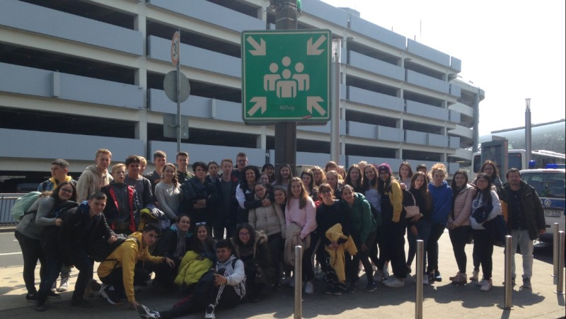Interkulturelle Kontakte mit Andalusien am Emsland Gymnasium