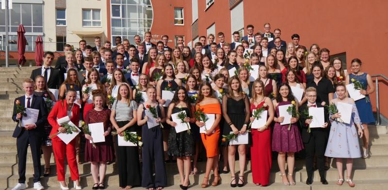Verabschiedung der Abiturientia 2019 des Emsland-Gymnasiums