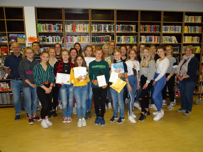 Das Emsland-Gymnasium ehrt besonderes Engagement