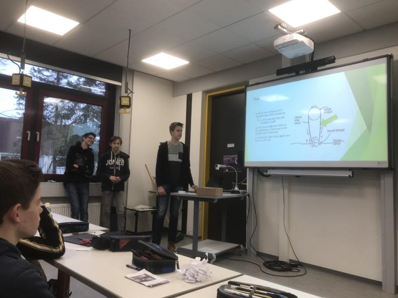 GYPT-Wettbewerb am Emsland-Gymnasium