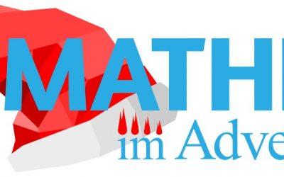 Mathe im Advent startet wieder!
