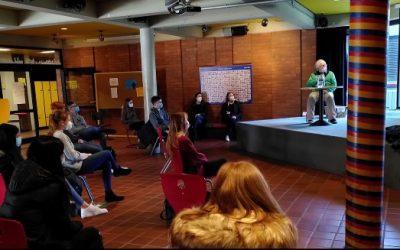 Spannende Erzählungen aus dem Stasi-Gefängnis Hohenschönhausen – Zeitzeuge besucht das Emsland-Gymnasium