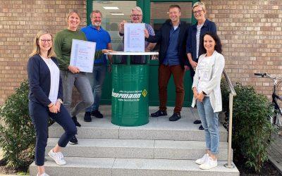 Emsland-Gymnasium beschließt MINT-Partnerschaft mit der Fa. Beermann